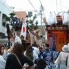 前川区6-お舟が通過する時!
