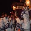 下町区6-神幸場で祭りも最高潮!